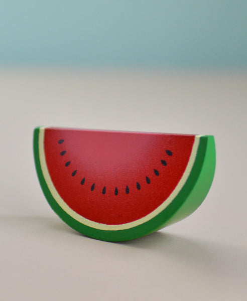 Toyslink Wooden Watermelon