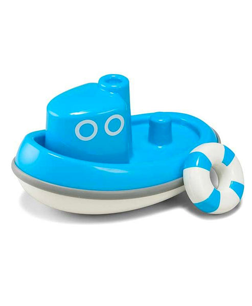 Kido Floating Tug Boat Bath Toy (Blue)