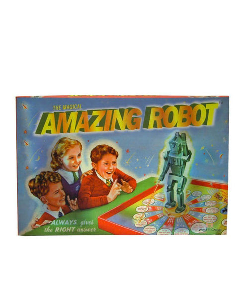 Amazing Robot Game
