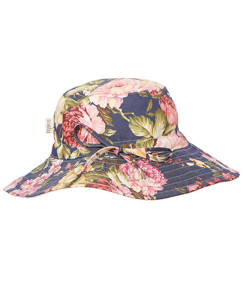 Toshi Beach Hat Tropicana Reversible