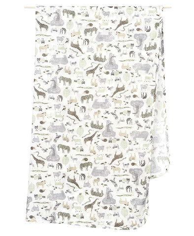 Toshi Muslin Wrap Jungle