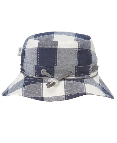 Toshi Sunhat Harvey Checkered