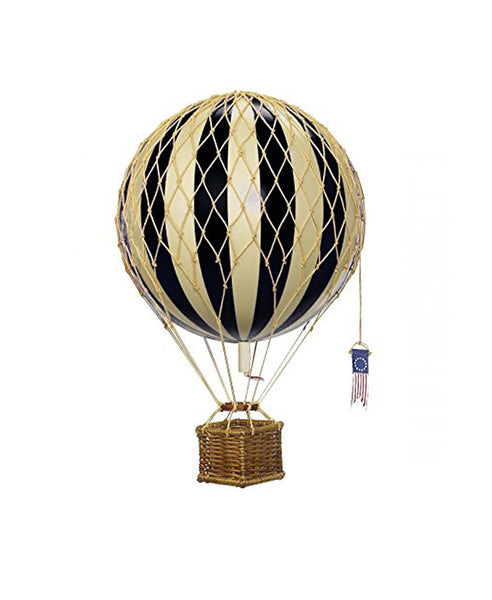 Travels Light Hot Air Balloon - Black