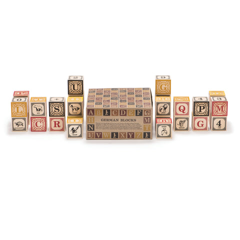 Uncle Goose German ABC Blocks/28