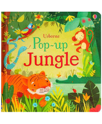 Usborne Pop Up Jungle