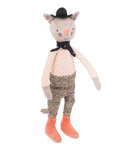 Moulin Roty Il Etait Mini Gallant Cat