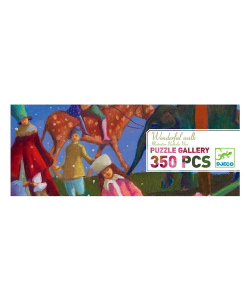 Djeco Wonderful Walk Puzzle 350pc