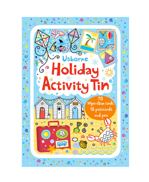 Usborne Holiday Activity Tin