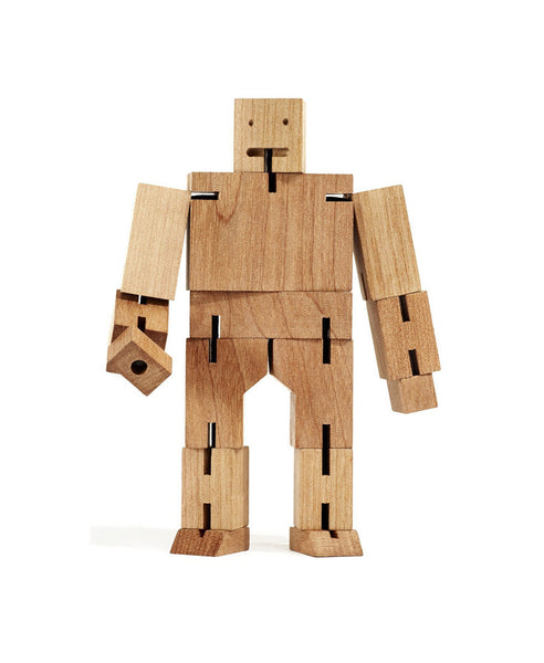 Cubebot Medium - Natural