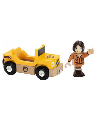 Brio Safari Jeep