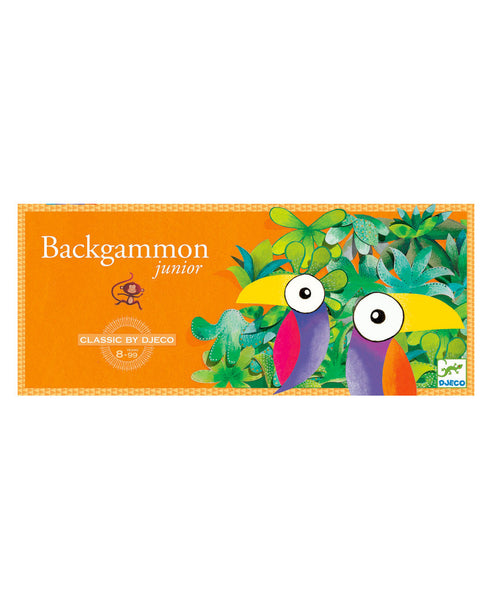 Djeco Backgammon Jnr