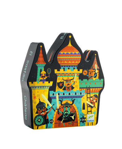 Djeco Fortified Castle Puzzle