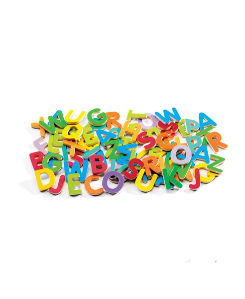Djeco 83 Magnetic Upper Case Letters