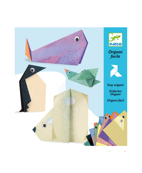 Djeco Origami Polar Animals