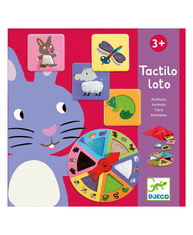 Djeco Tactilo Loto Game