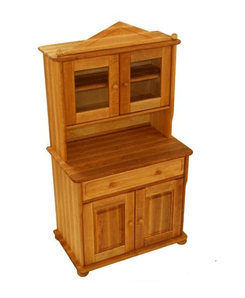 Drewart Kitchen Natural Dresser