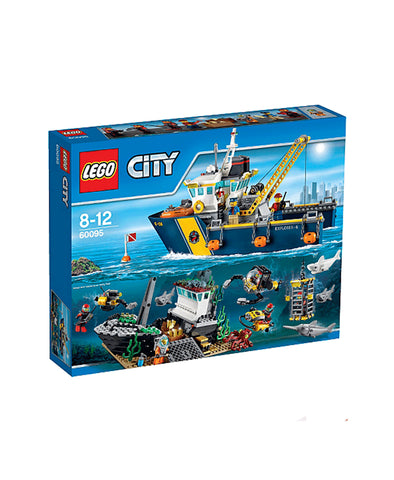 Lego City Deep Sea Exploration Vessel V29