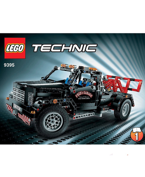 Lego Technic Pick Up Tow Truck