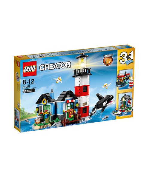 Lego Creator Lighthouse Point V29