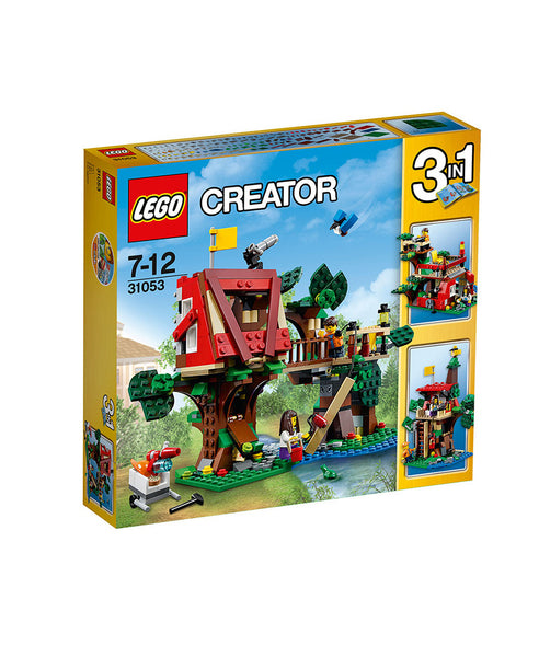 Lego Creator Treehouse Adventure V29