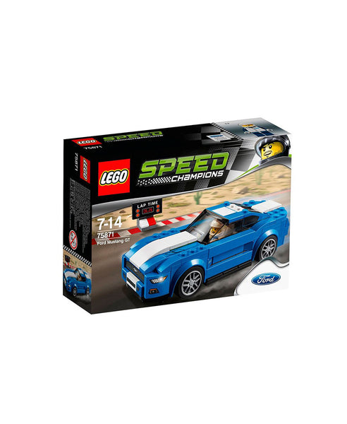 Lego Speed Ford Mustang V29