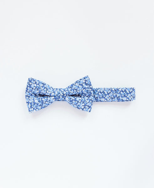 Pretty Wild Bow Tie, Liberty Blue pepper