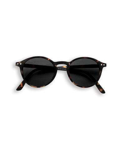 Izipizi: Sun Junior Sunglasses Collection. D Shape: Tortoise
