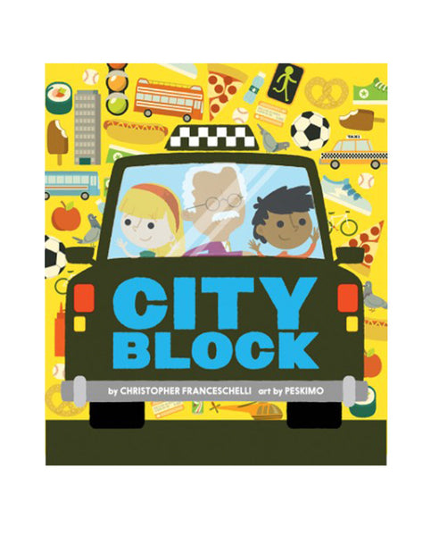 Cityblock Book by Christopher Franceschelli