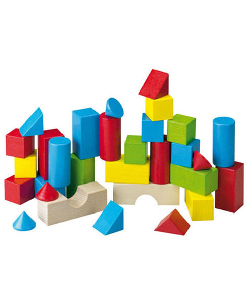 Haba Coloured Building Blocks Accessory Kit