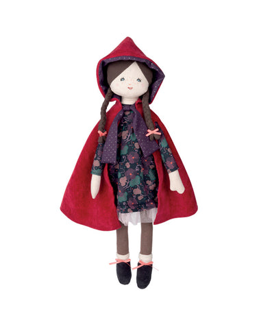 Moulin Roty Il Etait Mini Red Riding Hood