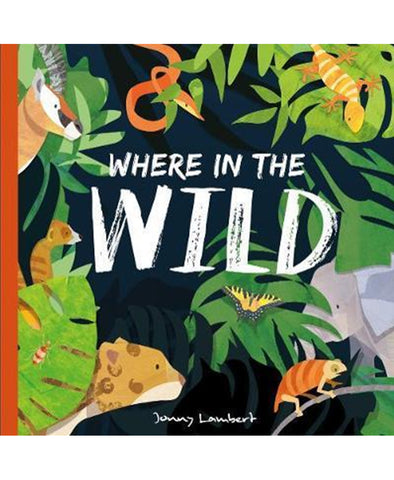 Where in the Wild by Jonny Lambert