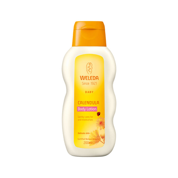 Weleda Calendula Baby Lotion 200ml