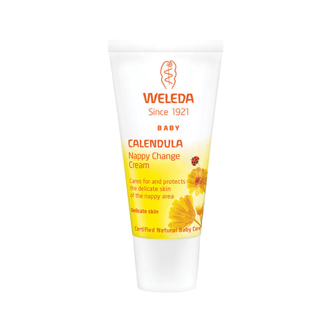 Weleda Calendula Baby Nappy Change Cream 30ml