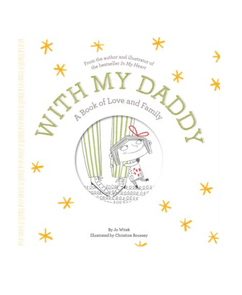 With My Daddy, A Book of Love