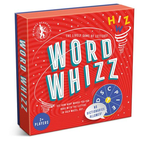 Games Academy Word Whizz