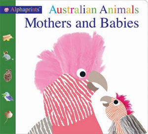 Alphaprints Australian Animals Mothers and Babies