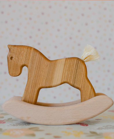 Bajo Horse - mini rocking