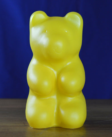 Heico Gummy Bear Night Light Lamp- Yellow