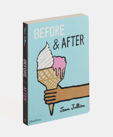 Phaidon Press: Before and After