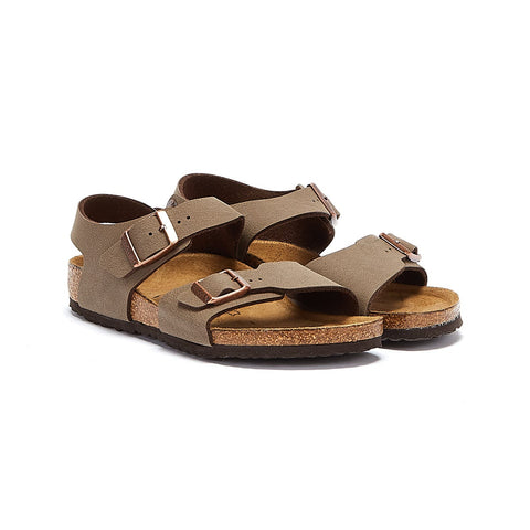 Birkenstock New York Kids Mocca NARROW