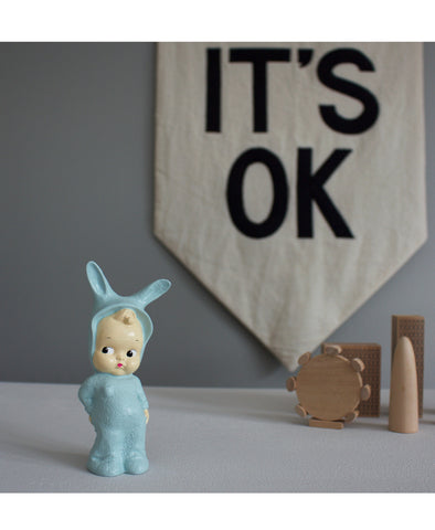 Lapin and Me The Lost Toys Collection - Mini Lapin Baby Blue
