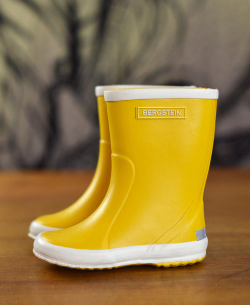 Bergstein Gumboot Yellow