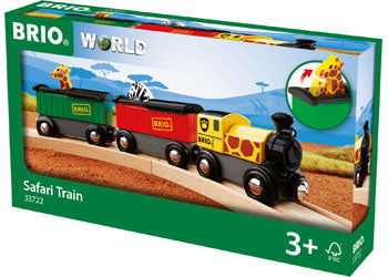 Brio Safari Train