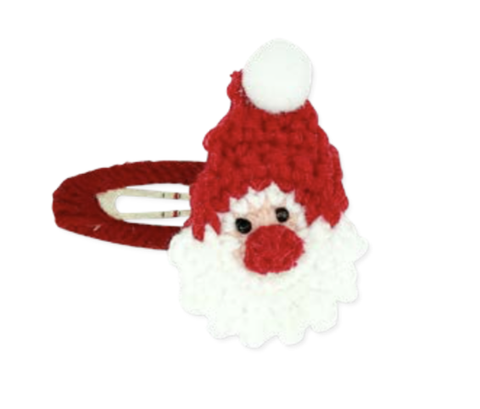 Minista Mr Claus Hair Clip
