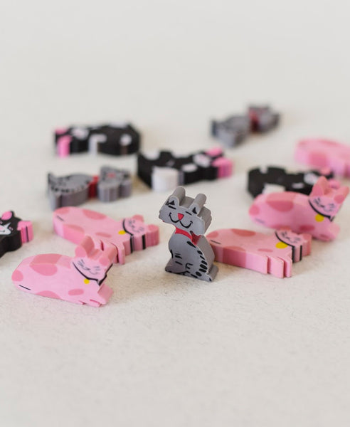 Marc Vidal Cat Erasers