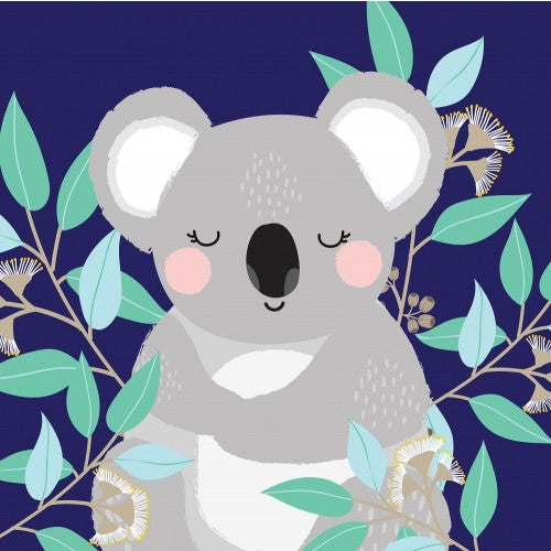 Christie Williams Koala Card