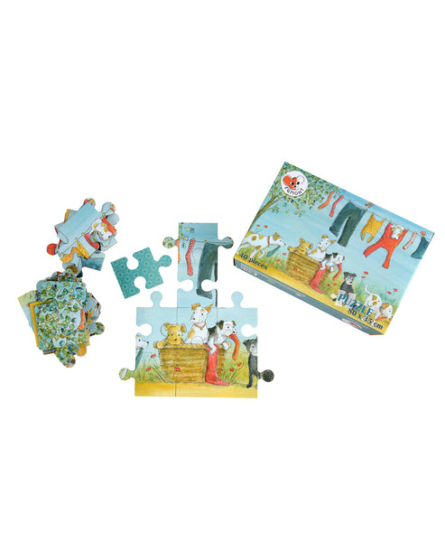 Egmont Puzzle 10 Dogs - 40 pieces