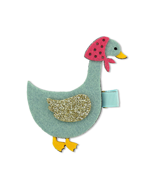 Milk & Soda Goose Duck Clip MInt