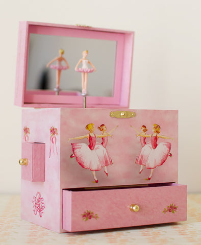 Enchantmints Ballerina Music/Treasure Box