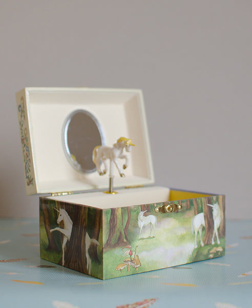 Enchantmints Gentle Unicorn Music Box